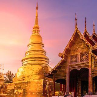 태국 대표 문화도시, '치앙마이'의 올드타운 둘러보기