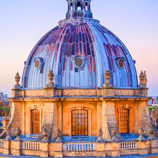 영화 같은 분위기의 '옥스퍼드'에서 고풍스러운 건축물 감상하기