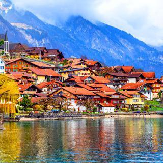 스위스 여행의 백미, '인터라켄'에서 경이로운 자연 풍경 감상하기
