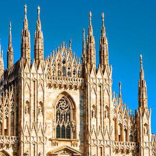 미의 대명사, 패션 도시 밀라노에서 아름다운 건축물 감상하기