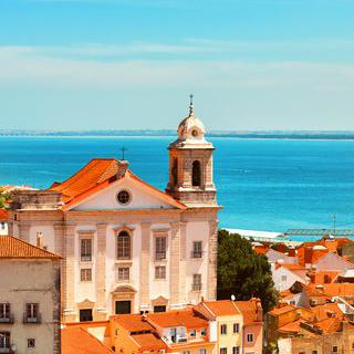 포르투갈이 자랑하는 아름다운 항구 도시, 수도 리스본