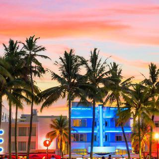 그림같은 풍경이 펼쳐지는 완벽한 마이애미 해변에서 휴양하기