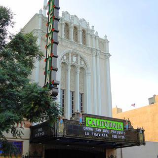 실리콘 밸리의 중심,  IT 첨단 도시에서 '산호세 오페라' 관람하기
