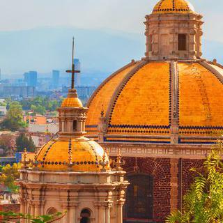 고대 아즈텍 문명의 신비를 간직한 '멕시코시티' 유적 감상하기