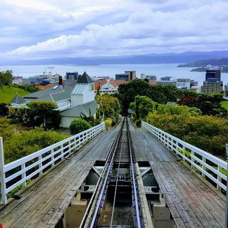 도심에서 푸른 자연 속으로, 'Wellington Cable Car'에서 추억 남기기