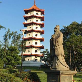 시드니 속 작은 중국, 고즈넉한 '차이니스 가든'에서 산책하기