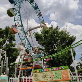 시간이 멈춘 곳, 낭만적인 '아라카와 유원지'에서 놀이기구 타기
