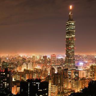 타이베이 야경의 끝! 환상적인 '샹산'에서 하이킹하기