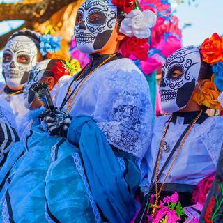 삶과 죽음의 경계를 허무는 하루, 멕시코 '망자의 날'축제 즐기기