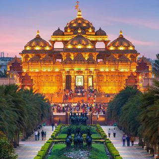 살아있는 인도를 만나는 곳, '델리' 문화 체험하기
