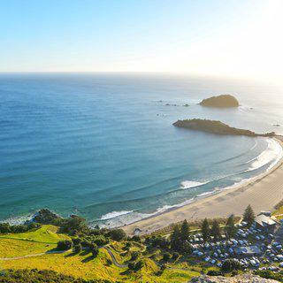 자연이 주는 안식, 뉴질랜드 '타우랑가'에서 휴양하기