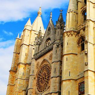 묵념의 가장자리, 스페인 '레온'에서 순례길 떠나기
