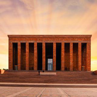 점령의 역사 속에 꽃피운 문명, '아나톨리아 박물관' 관람하기