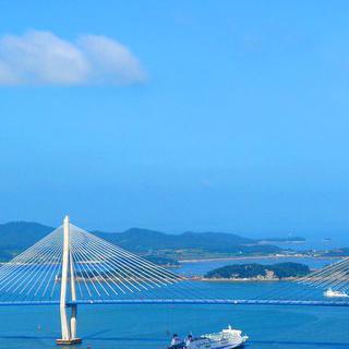한국의 청정 도시, '목포' 해안가에서 신선한 해산물 맛보기