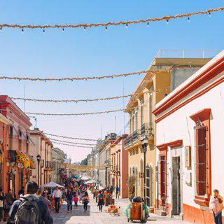 고대로부터 전해지는 멕시코 '오악사카' 정통 축제 즐기기