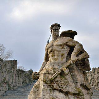 승리의 격전지, '볼고그라드'에서 전쟁 박물관 관람하기