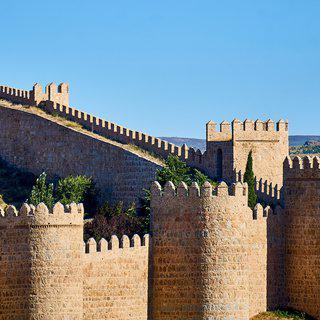 스페인 중세 도시, '아빌라' 성벽 따라 구시가지 돌아보기