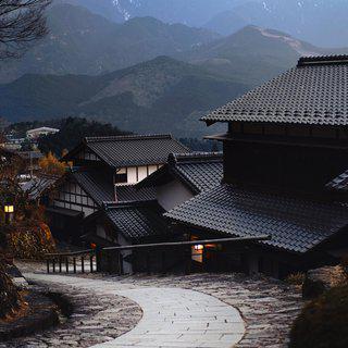 일본의 알프스 일본 유자와 여행하기