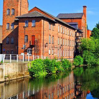 잉글랜드 공업의 중심, '더비' 산업 박물관 관람하기