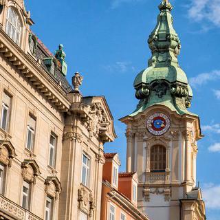 오랜 전통의 오스트리아 예술 도시, '그라츠'의 구시가 돌아보기