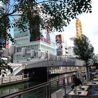 놀거리 가득한 오사카의 엔터테이먼트 복합 지구! 도톤보리에서 쇼핑하기