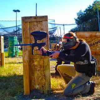 페인트 총으로 즐기는 실사판 서든어택! Orlando Paintball 서바이벌 체험하기