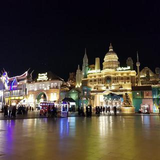 두바이에 간다면, 궁전같은 Global Village에서 쇼핑하기