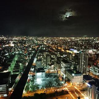 사랑스러운 야경에 젖어 드는 시간, '삿포로 JR 타워'에서 경치 감상하기