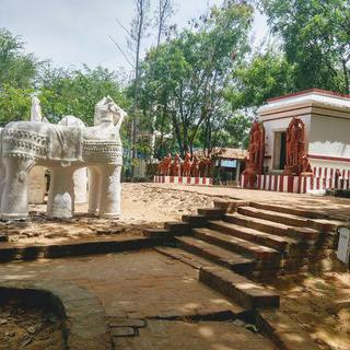 인도의 찬란한 역사, '닥시나 치트라 뮤지엄'에서 문화유산 감상하기