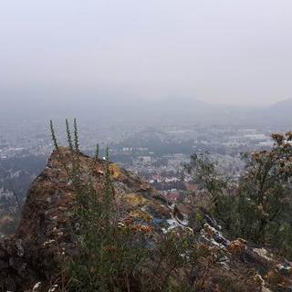 멕시코 고대의 흔적, 신비한 사원이 있는 Cerro de la Estrella National Park에서 하이킹하기