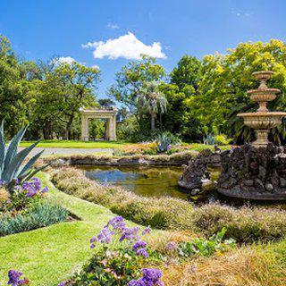 멜버른의 중요한 원예적 가치, 싱그러운 조경 Fitzroy Gardens 감상하기