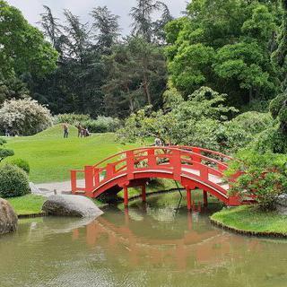 프랑스에서 만나는 일본의 정취, '일본식 정원'에서 산책하기