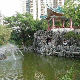 고즈넉한 옛 정원, '라이치콕 공원'에서 산책하기