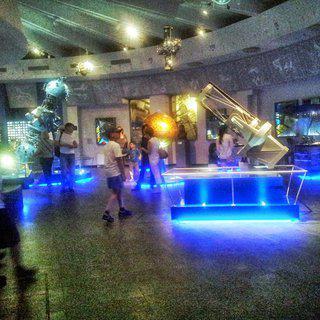 우주의 모든 것, 'Moskovskiy Planetariy'에서 별 관측해보기