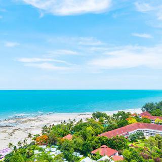 태국 왕실의 휴양지, '후아힌' 해변에서 휴양하기