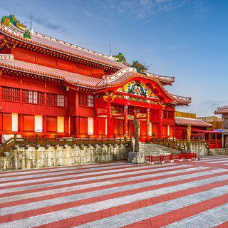 낙원으로 가는 관문 일본 나하시 여행하기
