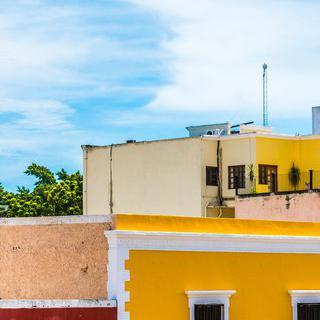 형형색색 다채로운 '바야돌리드'에서 발길 닿는 대로 걸어보기