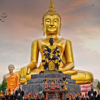 태국의 600년 역사를 간직한 '핏사눌록'에서 황금빛 고대 사원 탐방하기
