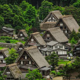 전통 속에 녹아든 아름다운 자연, 일본 기후시