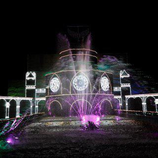 낮보다 아름다운 요코하마 밤의 놀이공원, Lake Sagami Pleasure Forest