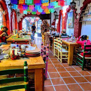 떠나기 아쉬운 멕시코를 집으로 데려가자, La Ciudadela에서의 쇼핑