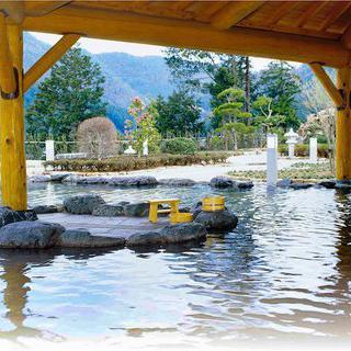 자연이 주는 아늑한 휴식처, '上之保温泉ほほえみの湯'에서 전통 온천욕 즐기기