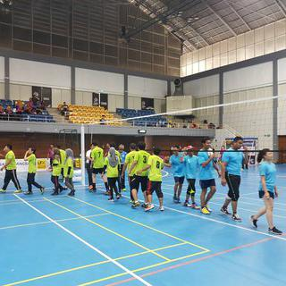 현지인처럼 즐기는 여행, 'Shah Alam National Sports Complex Panasonic' 에서 풋살을 하기