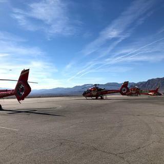 자유로운 날갯짓을 꿈꾸며 '빠삐옹 그랜드캐년 헬리콥터스'에서 헬리콥터 타보기