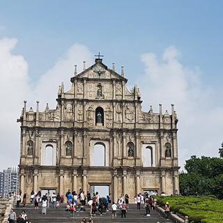 17세기에 지어진 마카오 최고의 랜드마크, 세인트 폴 성당 유적에서 문화유산 감상하기