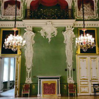 화려한 핑크빛 저택, 스트로가노프 궁전 관광하기