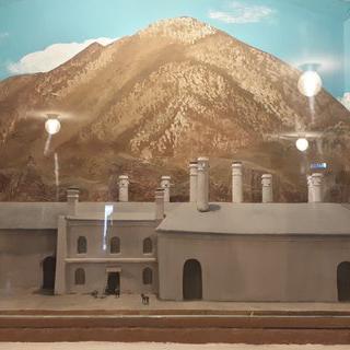 군사기지에 대한 모든 것, 지하 벙커 속 '요새박물관' 관광하기