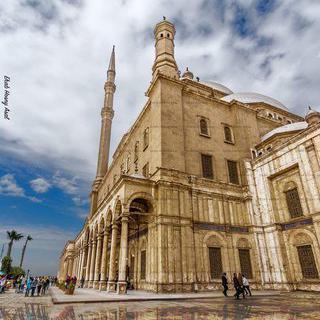알라딘 궁전처럼 신비로운 '카이로 성채' 관광하기