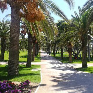 이국적인 모로코의 정취를 느낄 수 있는 공원! 'Villa Harris Gardens'에서 힐링하기