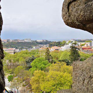 포르투갈의 상징! 핑크 대리석으로 수놓아진 천장,  '클레리고스 성당' 방문하기